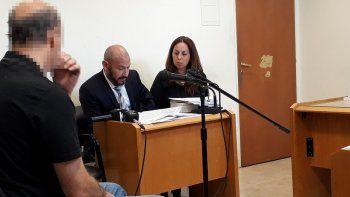 El rostro de Lede se pixela a pedido de la jueza Raquel Tasello y de la Fiscalía porque será sometido a una rueda de reconocimiento.