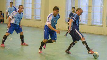 El futsal principal desplegará 65 partidos entre hoy y mañana.