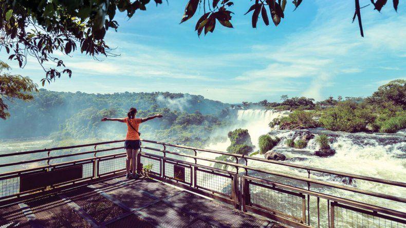 El Parque Nacional Iguazú  supera año a año sus visitas