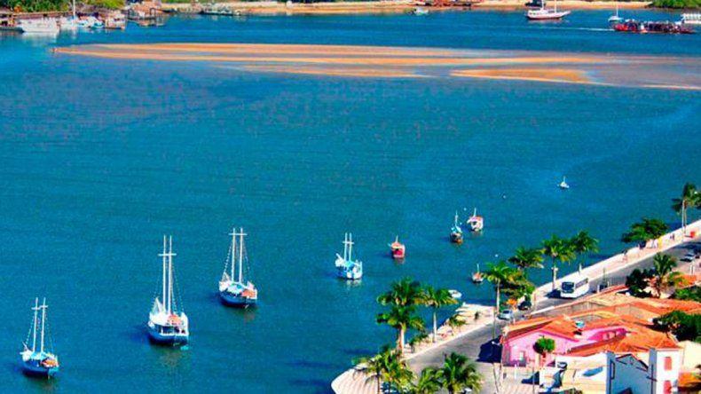 Porto Seguro,  donde nació Brasil