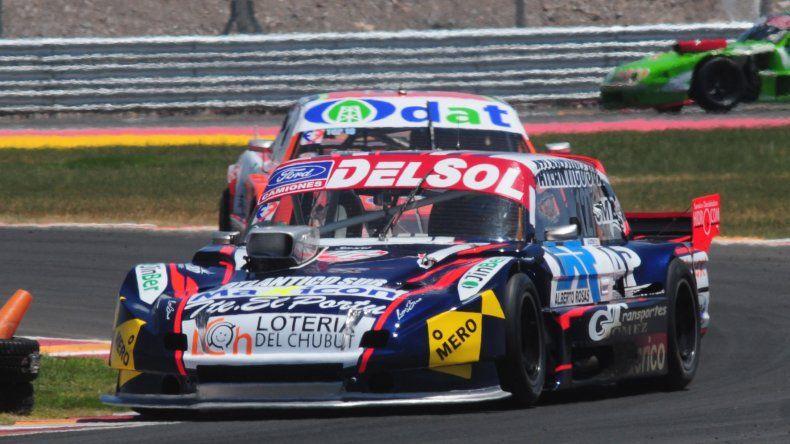 Marcelo Agrelo buscará este fin de semana lograr el campeonato del TC Pista.