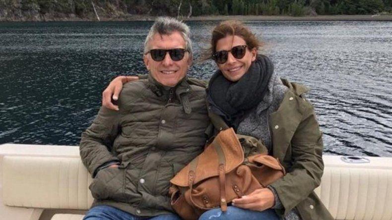 Macri, otra vez de vacaciones en la Patagonia