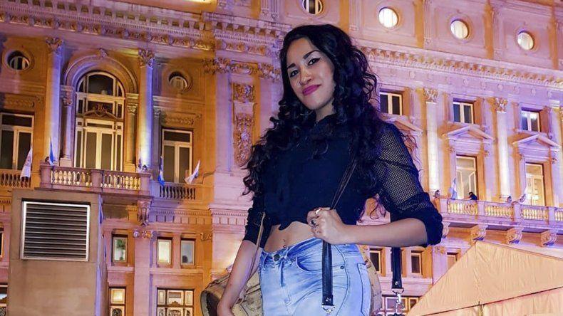 Carolina Andrea Vera fue parte del elenco de Argentum