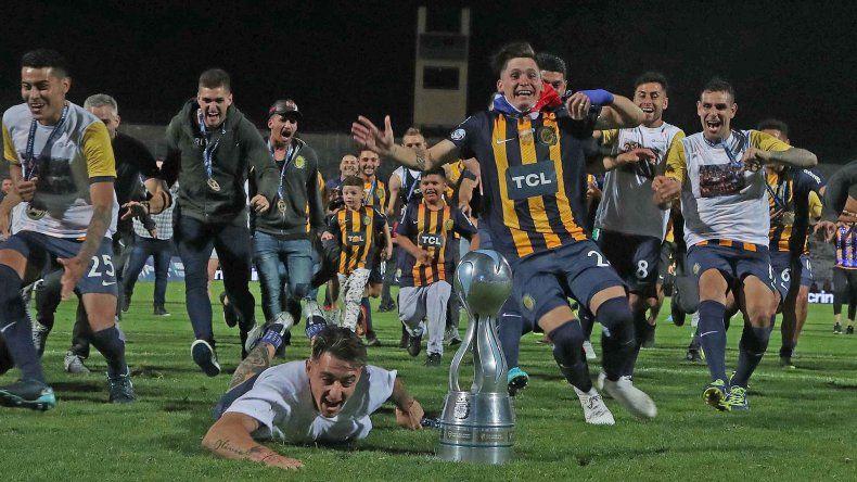 Rosario Central venció a Gimnasia y se consagró en la Copa Argentina