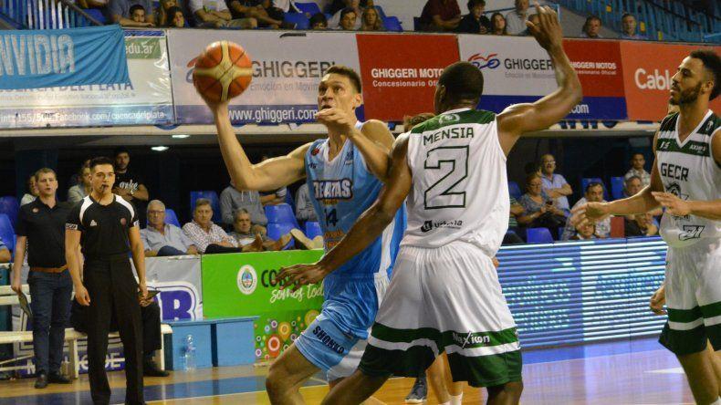 Gimnasia y Esgrima logró una enorme victoria en Corrientes