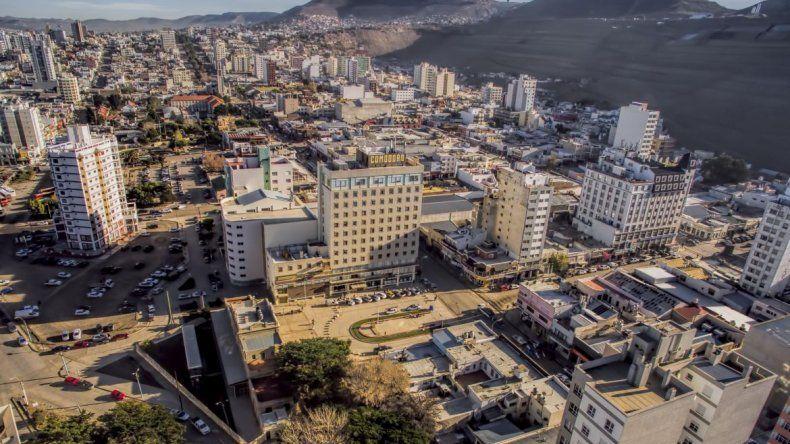 Comodoro superó la máxima pronosticada y es la ciudad más calurosa del país
