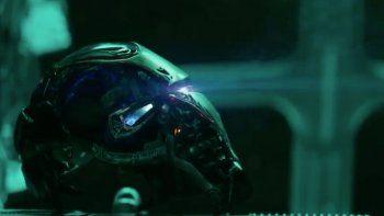 Marvel presentó el primer tráiler de Avengers: Endgame