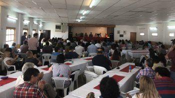 La convención radical aprobó su continuidad en Cambiemos