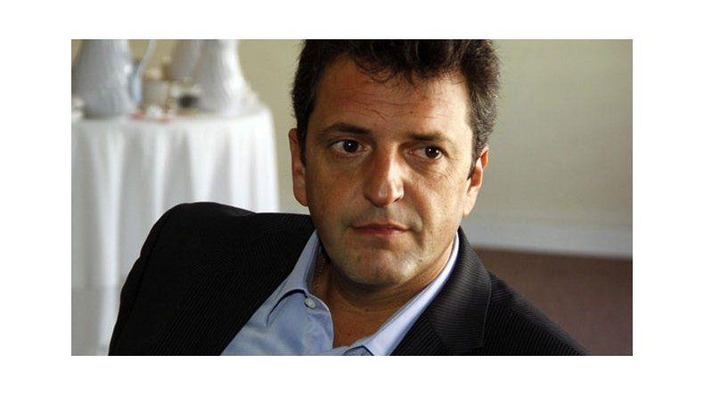 Massa encabezará la lista de diputados de Fernández  - Cristina