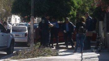 dos hombres heridos tras un tiroteo en trelew