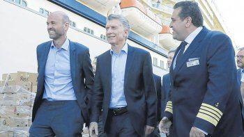 Macri sigue recluido en el sur. Ayer avisó que no interrumpirá su descanso luego de los arduos días que vivió como anfitrión del G20.