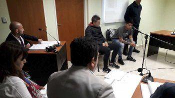 Nicolás Rúa permanece detenido por amenazas con arma de fuego en el marco del asesinato de Kevin Oñatibia.