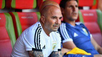 jorge sampaoli estaria a punto de cerrar con un equipo brasileno