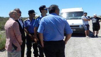 desplazaron a policias de drogas por el caso del joven desaparecido