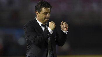 Marcelo Gallardo está entre los mejores entrenadores del mundo, según el ránking difundido por la FIFA.