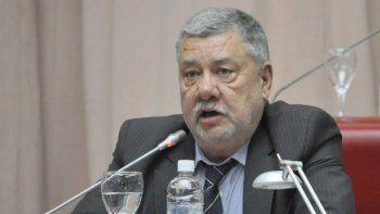 El diputado provincial Blas Meza Evans elevó un pedido de juicio político contra los tres integrantes del Superior Tribunal de Justicia.