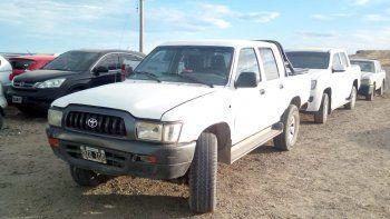 recuperaron dos vehiculos que tenian pedido de secuestro