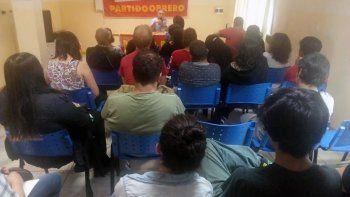 pitrola: no podemos permitir  un bolsonaro argentino