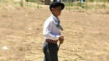 adolescente murio aplastado por un caballo en una fiesta gaucha