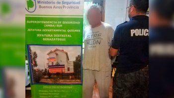 detuvieron a un concejal de florencio varela por corrupcion de menores