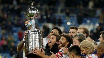 se sortea la copa libertadores 2019
