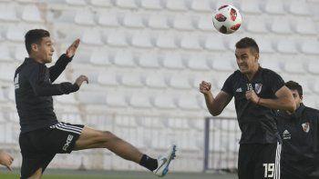 Rafael Santos Borré reaparecerá en el ataque millonario, mientras que Lucas Martínez Quarta podría ingresar en lugar de Jonatan Maidana.