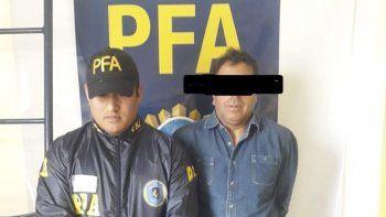 En total fueron cuatro los individuos detenidos en Río Gallegos por la Policía Federal. Recibían cargamentos de marihuana desde Corrientes, ocultos en muebles de roble.