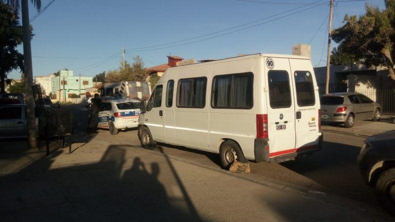 Secuestraron un vehículo por una causa de estafa