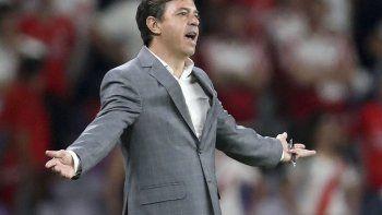 Marcelo Gallardo admitió que esta derrota deja enseñanzas.