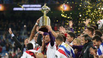 Los hinchas de River podrán festejar con los campeones de la Libertadores