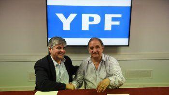 Comodoro adhirió al  Sistema YPF y los autos municipales tendrán beneficios