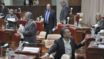 La Legislatura ya había establecido receso hasta el 5 de febrero, fecha en la que se convocó a sesión extraordinaria.