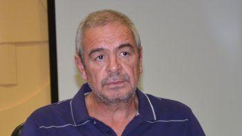 Raúl Chicala, ministro de Infraestructura de Chubut.