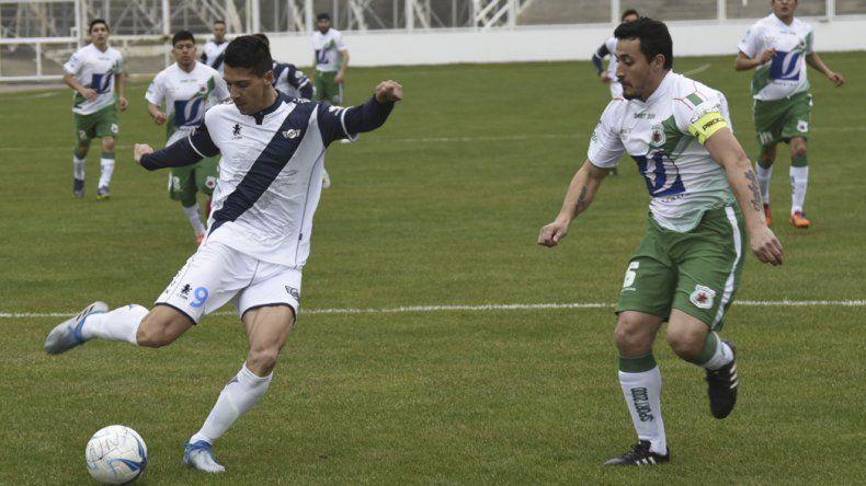 Mauro Villegas jugará en Jorge Newbery