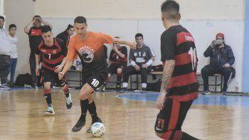 La actividad del fútbol de salón continuará esta tarde en Comodoro Rivadavia.