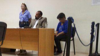 La audiencia en la que se le otorgó la prisión domiciliaria a la imputada.