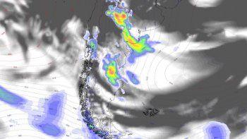 Se esperan 10 milímetros de lluvia para la noche de hoy