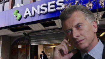 Mauricio Macri sigue recurriendo a fondos de la ANSeS para financiar al Gobierno nacional.