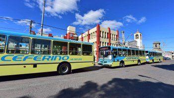 Nación eliminó el subsidio al transporte para Madryn y Trelew