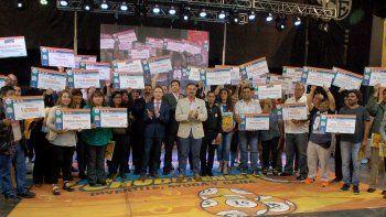 Un comodorense ganó 10 millones de pesos en el Telebingo