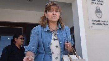 Jueza federal Marta Yáñez.