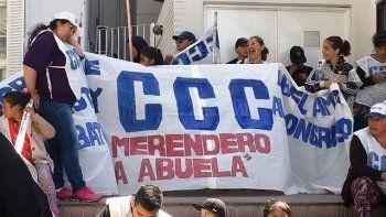 La Corriente Clasista Combativa bloqueó por algunas horas el ingreso al municipio