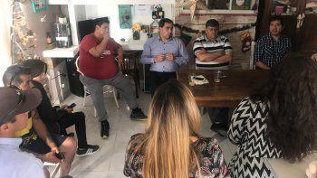 Habitantes de Km 8 piden derribar  lugares usados como aguantaderos