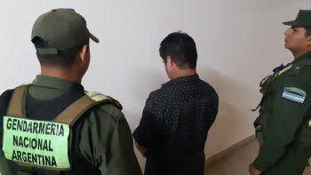 Con un pedido de captura fue detenido cuando viajaba a Las Grutas