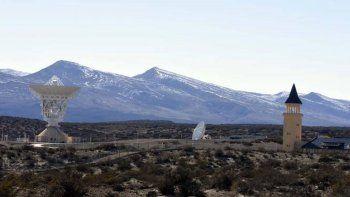 China supervisó desde Neuquén el primer alunizaje al lado oculto de la Luna