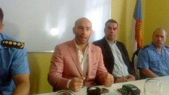 Chubut pretende tener su propia Agencia Antinarcóticos