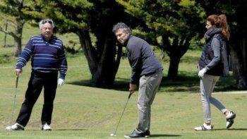 Macri dijo que no entiende las críticas por sus vacaciones
