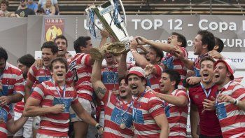 Alumni es el último campeón del Top 12 de la URBA y estará presente en la fiesta del rugby playero.