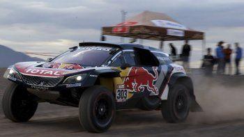 El Dakar de este año solamente se correrá por caminos de Perú.