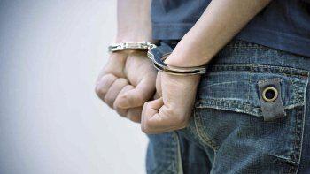 Si prospera el proyecto del Poder Ejecutivo quienes cometan delitos serán imputables a partir de los 15 años.